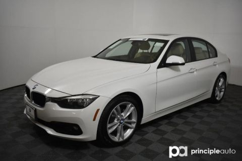 Certified Pre-Owned 2017 BMW 320i 320i w/ Sport/Premium/Navigation