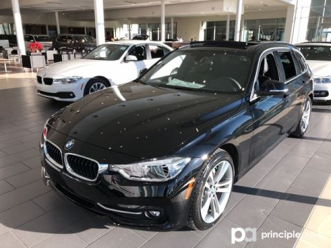 New 2018 BMW 328d xDrive