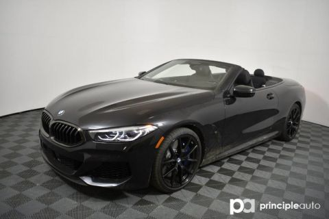 New 2019 BMW M850i Convertible xDrive
