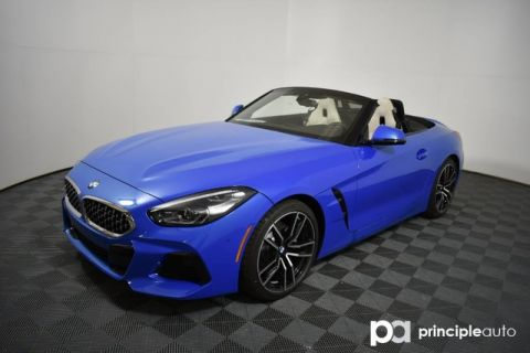 New 2019 BMW Z4 Convertible sDrive30i