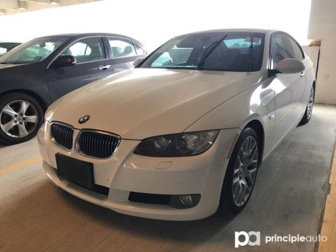 Pre-Owned 2009 BMW 328i Coupe 328i w/ Premium
