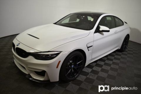 New 2020 BMW M4 Coupe CS