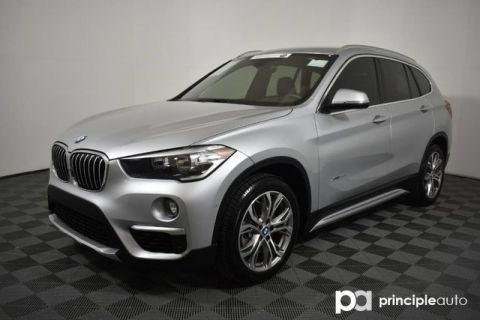 Certified Pre-Owned 2016 BMW X1 xDrive28i w/ Driving Assist