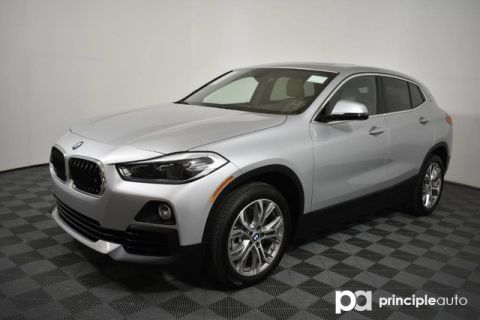 Certified Pre-Owned 2018 BMW X2 sDrive28i w/ Sunroof