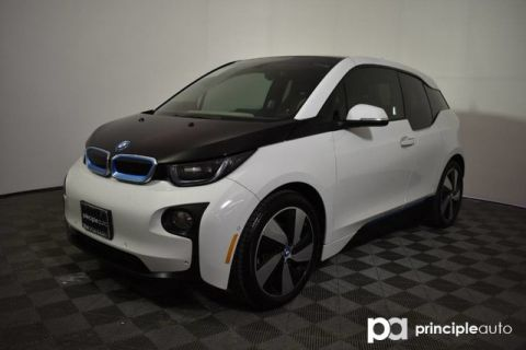 Pre-Owned 2014 BMW i3 Giga World w/ Navigation