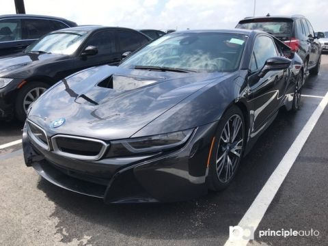 Certified Pre-Owned 2015 BMW i8 Coupe Tera World