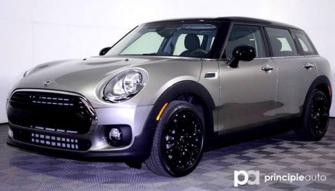 Certified Pre-Owned 2019 MINI Clubman Cooper Signature