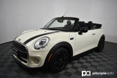 Pre-Owned 2016 MINI Convertible Cooper