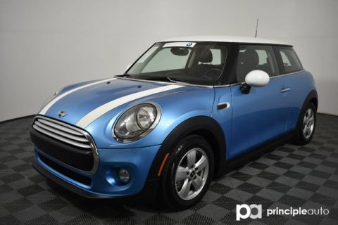 Certified Pre-Owned 2015 MINI Cooper Hardtop