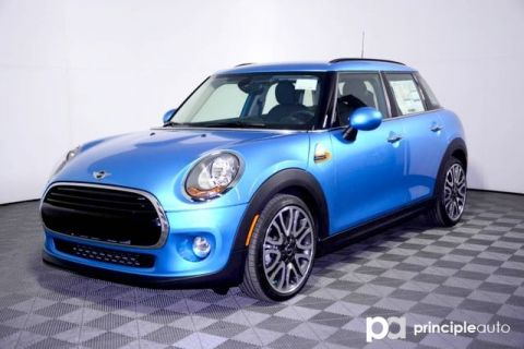 Pre-Owned 2018 MINI Hardtop 4 Door Cooper