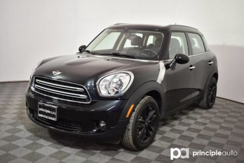 Certified Pre-Owned 2016 MINI Cooper Countryman w/ Media Package/Wired Package