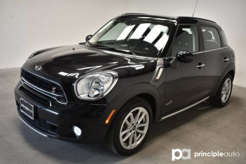 Certified Pre-Owned 2015 MINI Cooper Countryman S w/ Premium