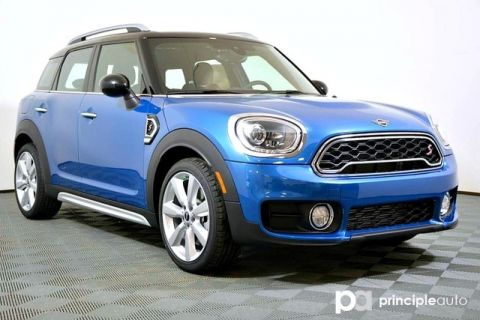 New 2019 MINI Countryman Cooper S Iconic