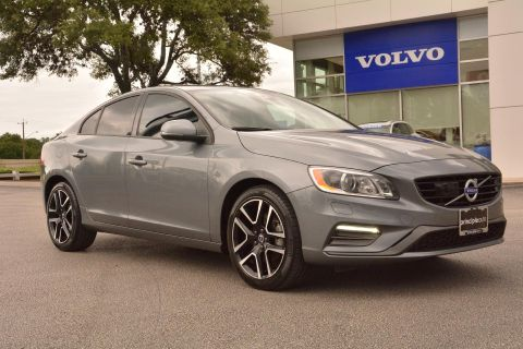 Certified Pre-Owned 2017 Volvo S60 Dynamic